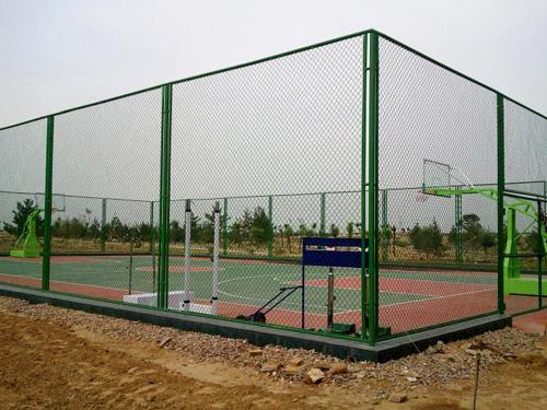 篮球场围网 (4)