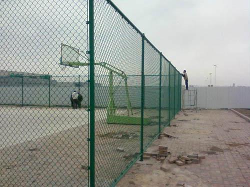 篮球场围网 (1)