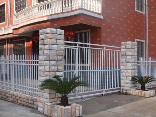 锌钢栅栏 (2)