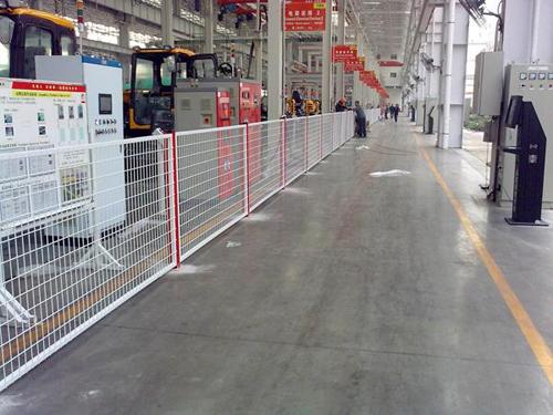 车间护栏 (2)